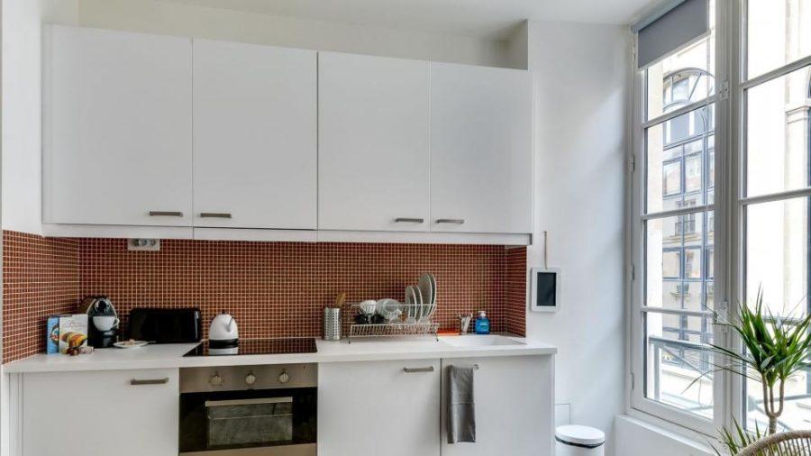 Дизайн маленькой кухни 6 м
