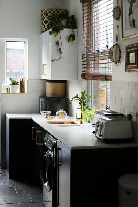 план расстановки кухни
