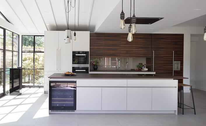 дизайн кухонного гарнитура 2020