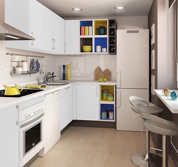оформление кухни в современном стиле фото