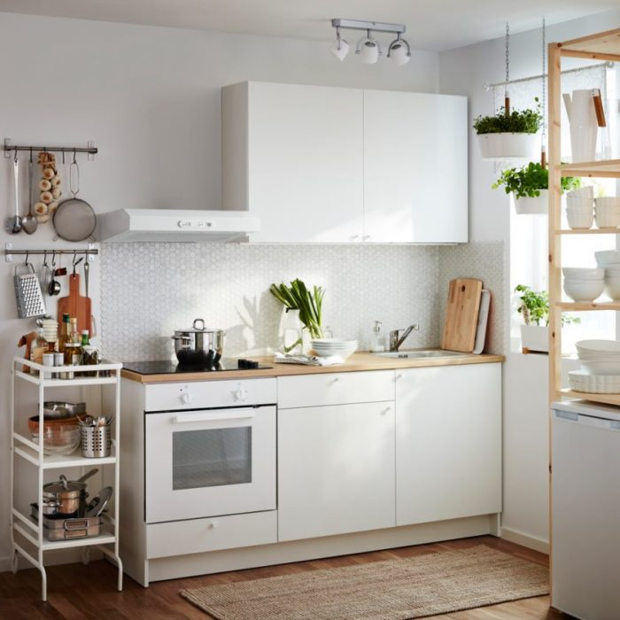 оформления кухни в доме