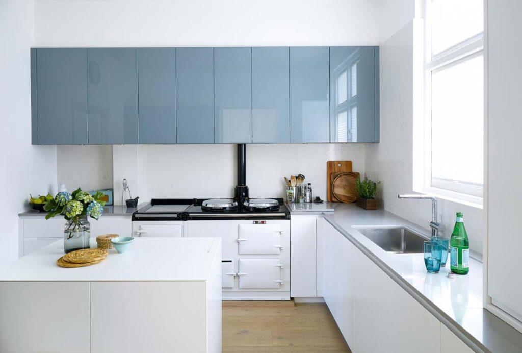 модные цвета в тренде кухонь малогабаритных
