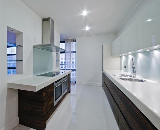 картинки кухня минимализм