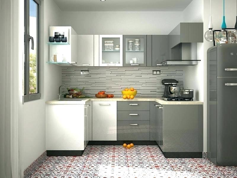 расстановка мебели в квадратной кухне