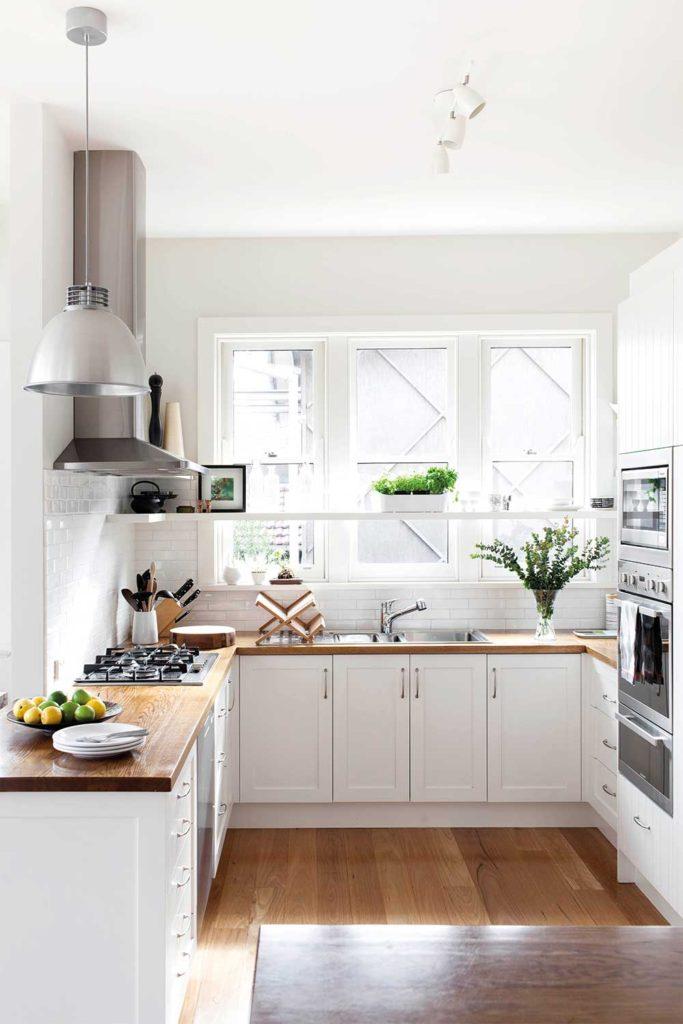 варианты планировки кухни