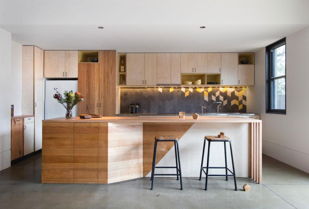 фасады кухни модерн