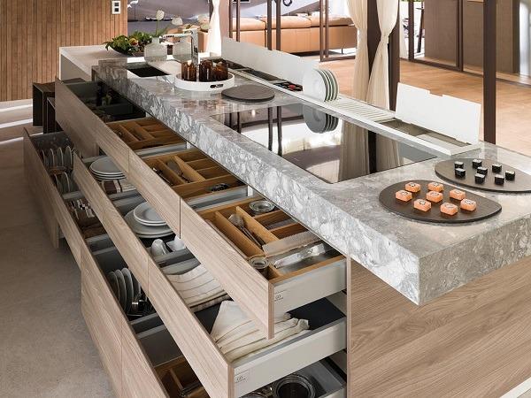 идеи хранения на кухне