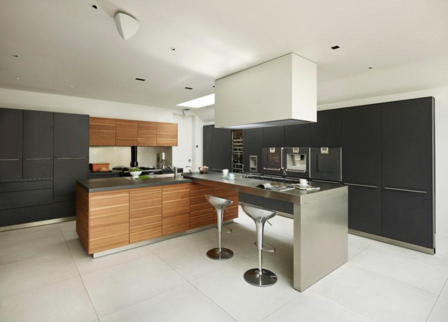 стили оформления кухни модерн
