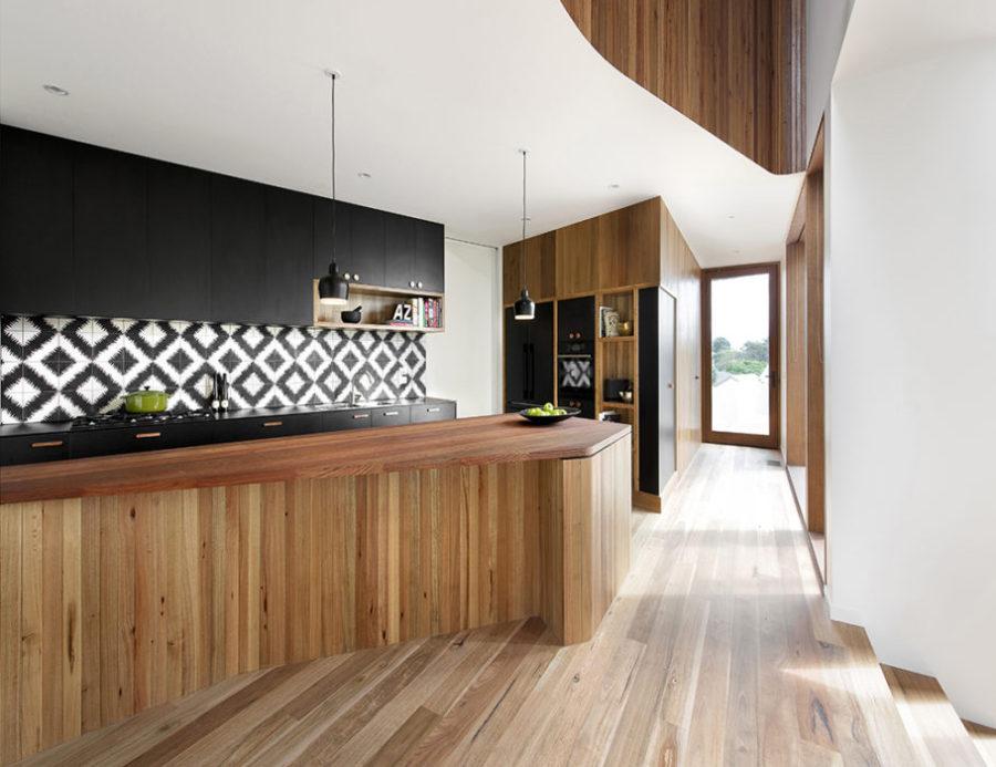 стильные кухни модерн