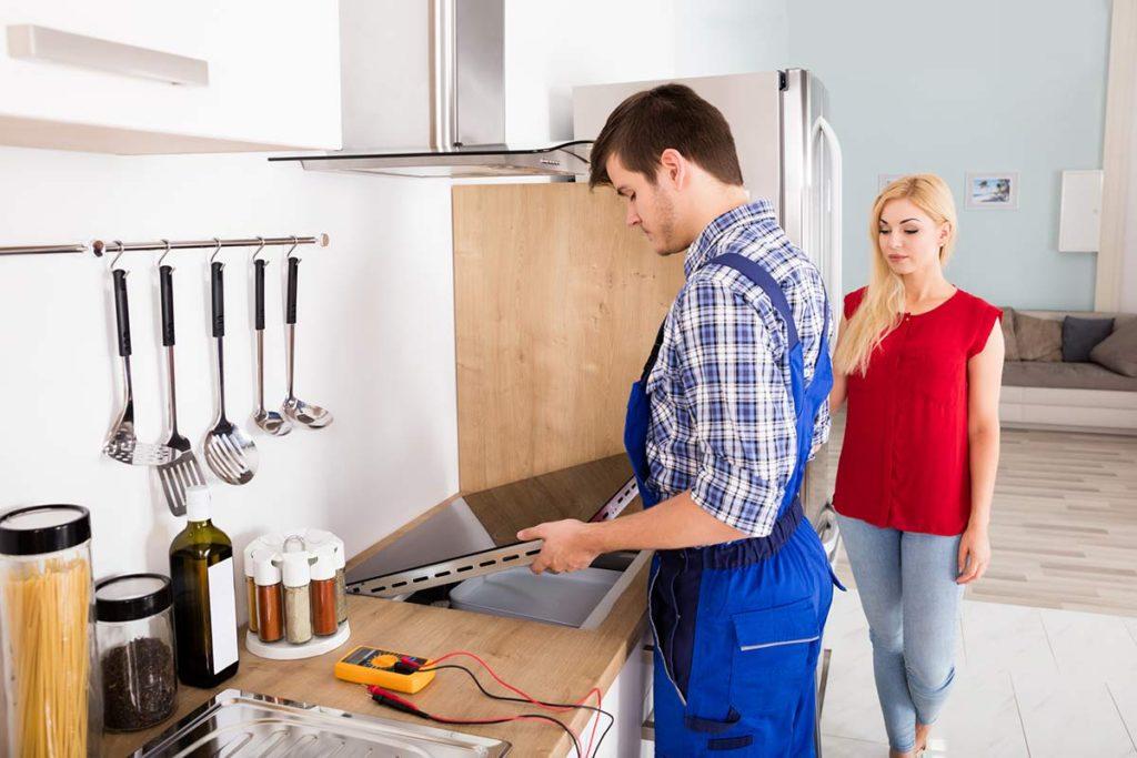 варианты ремонта кухни