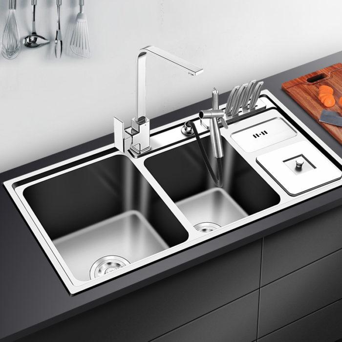 кухонные гарнитуры со встраиваемой техникой