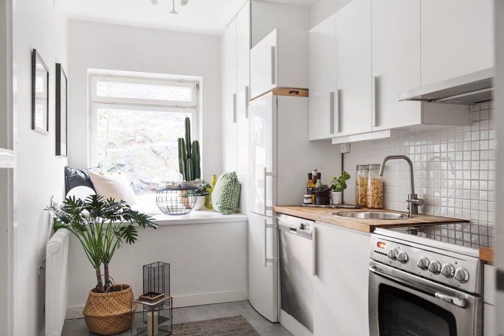 фото кухни хрущевка 6 м