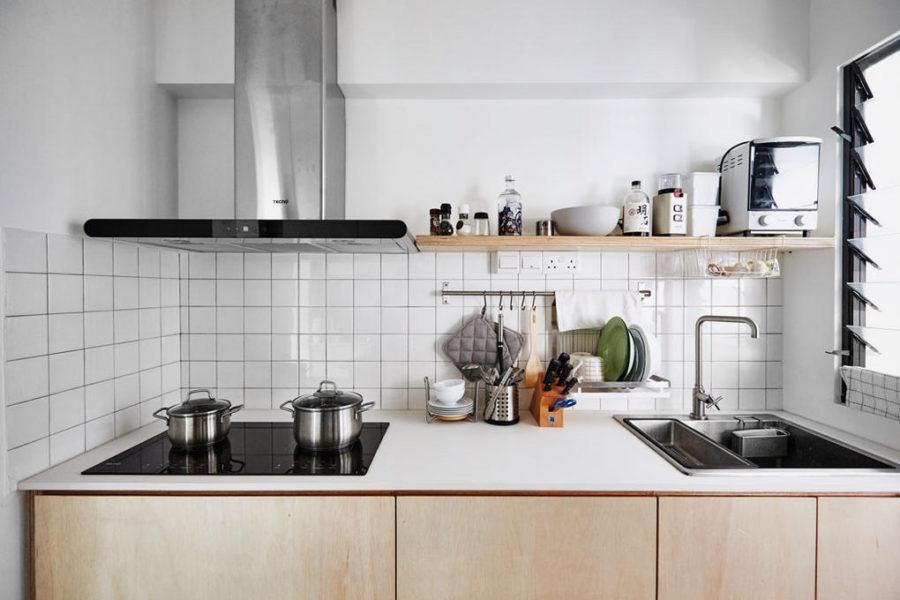 проекты удобных кухонь