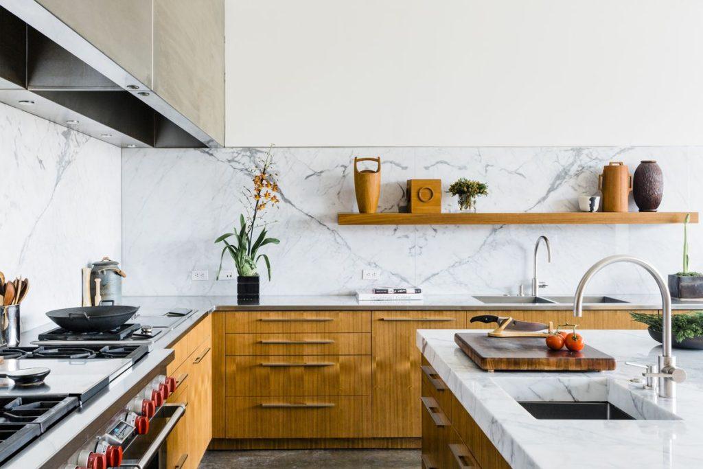 идеальный ремонт кухни