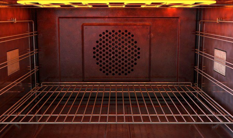 очистить газовую духовку в домашних условиях