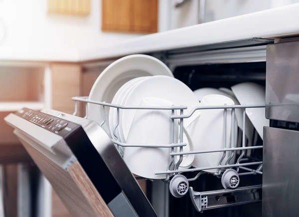 плесень в посудомоечной машине