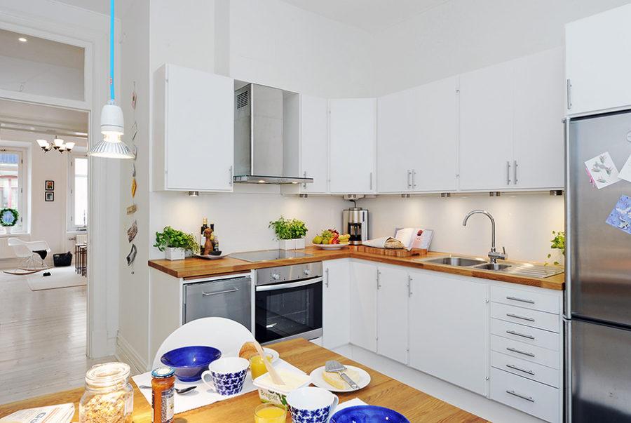 ремонт в маленькой кухне 8 кв м