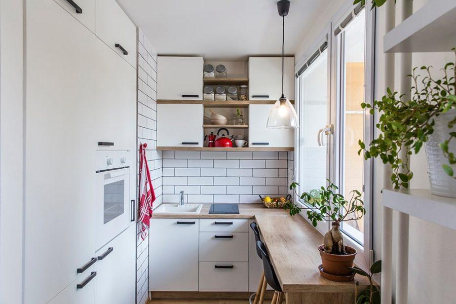дизайн кухни современные идеи маленькой кухни