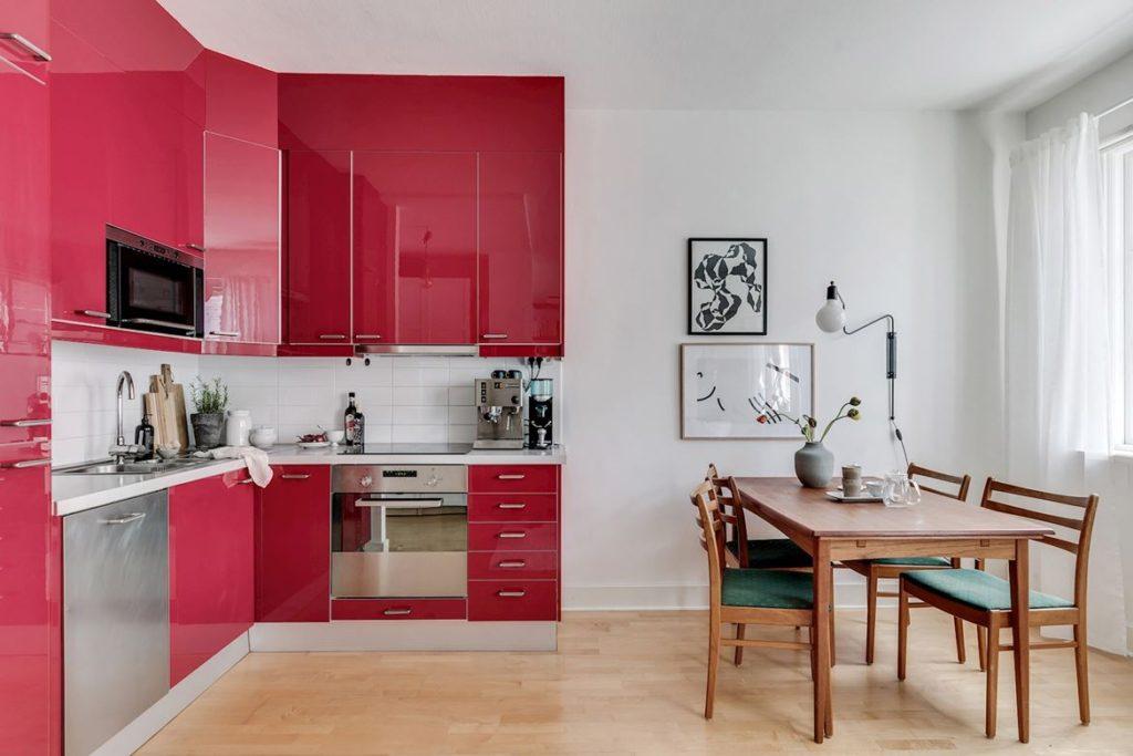 стулья на кухне дизайн