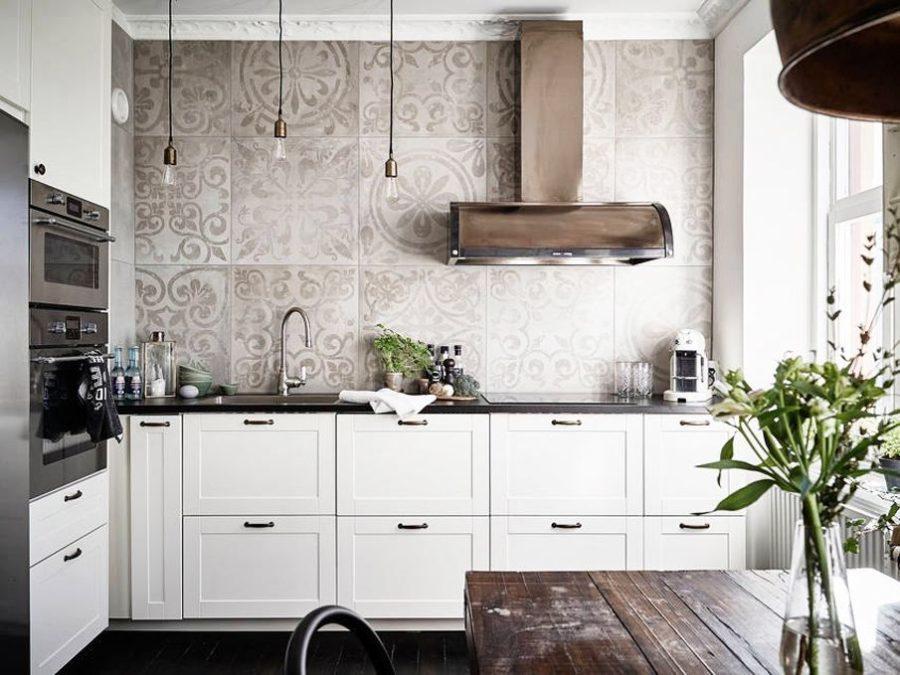 красивые современные кухни