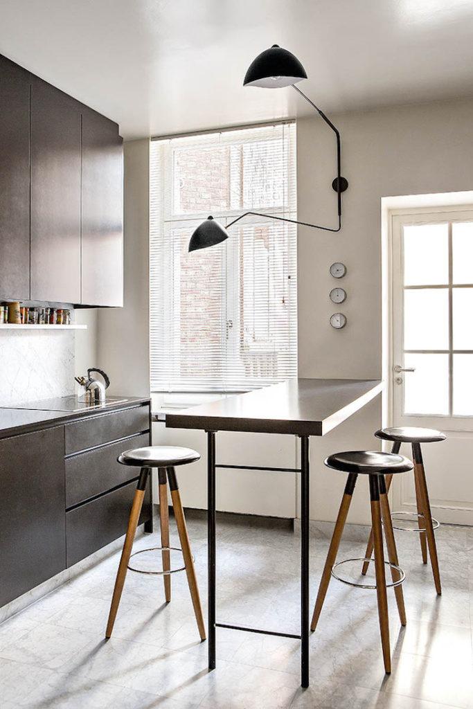 кухня минимализм описание