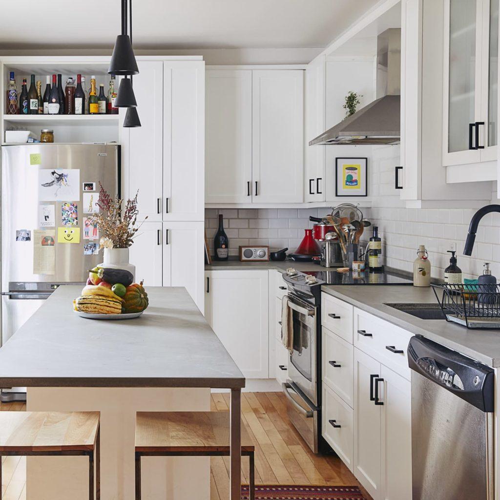 обновить старую кухню