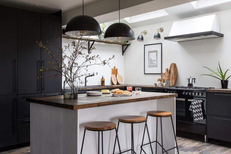 дизайн кухни современный стиль реальные
