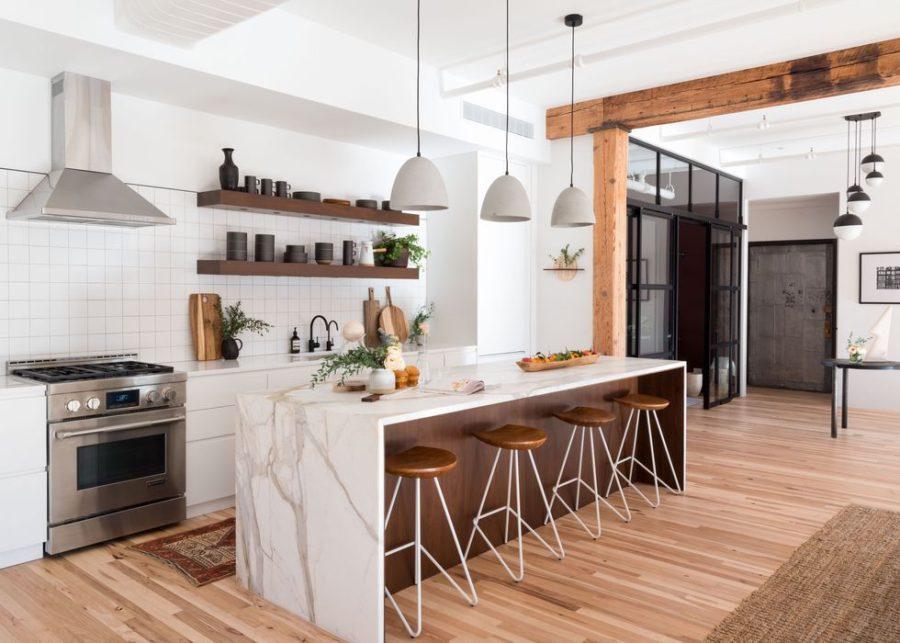 как красиво сделать кухню