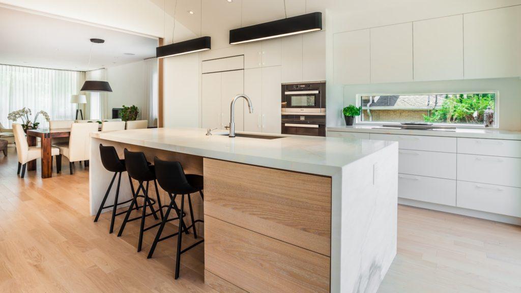 кухня с островом проекты +с фотографиями