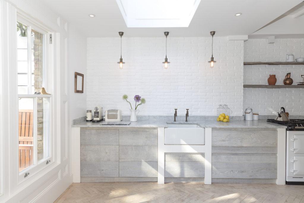 кухня в хрущевке минимализм
