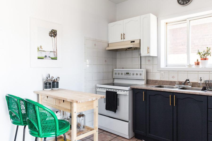 бюджетные варианты ремонта маленькой кухни