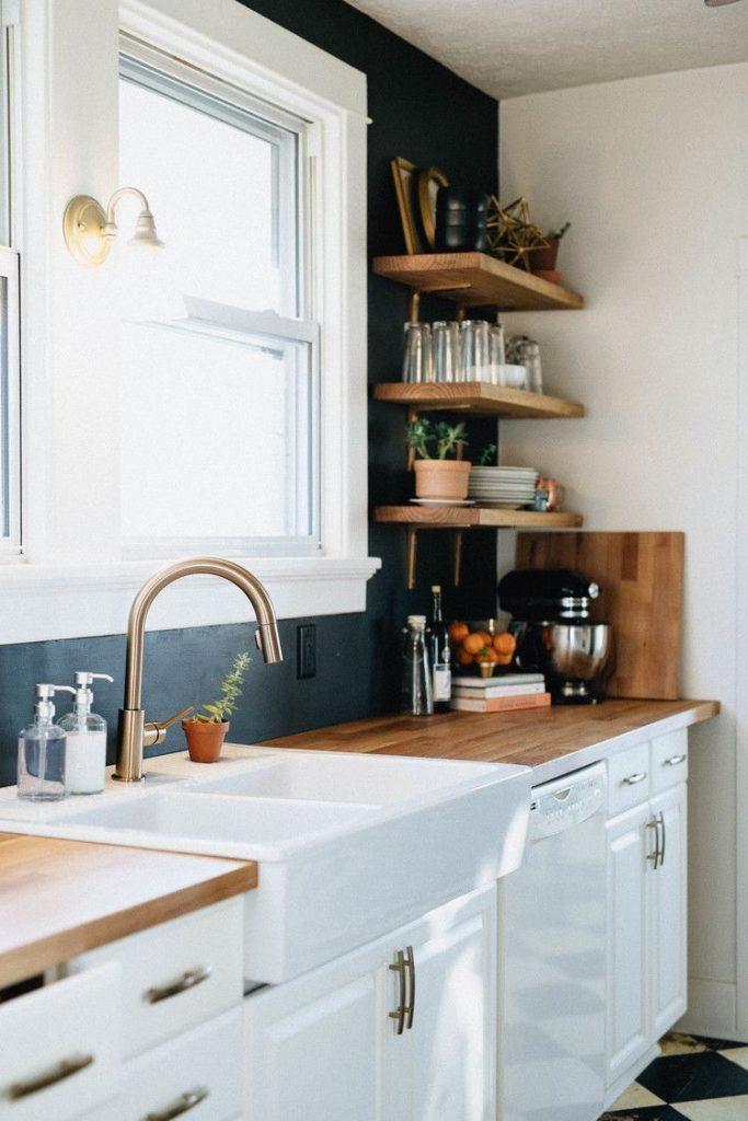 хранение кастрюль на кухне