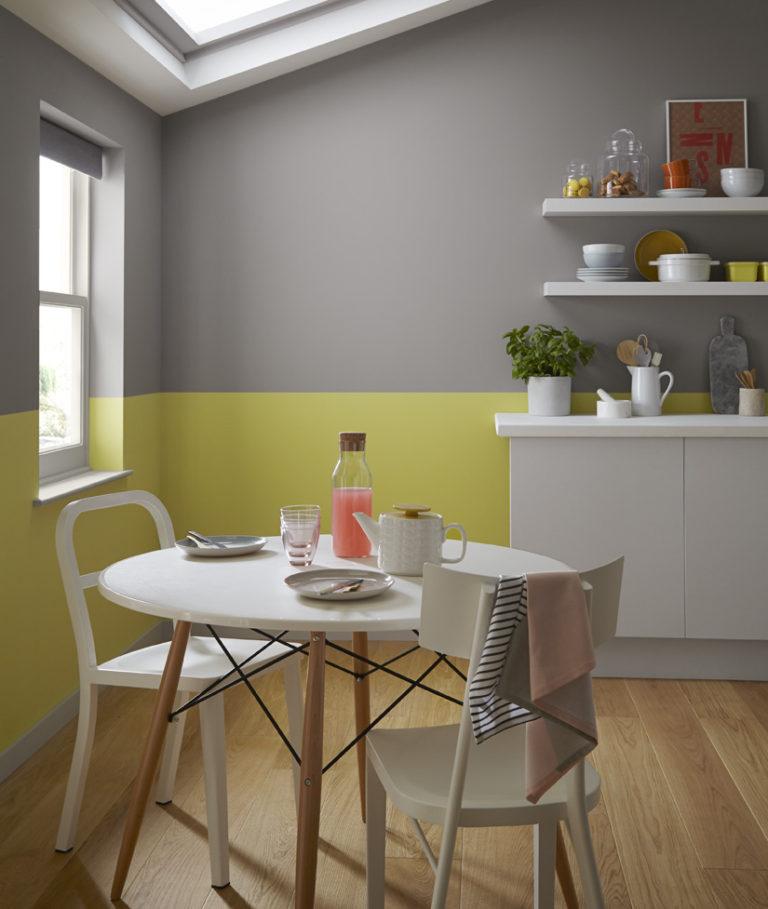 всего эта покраска кухни краской варианты фото цвет лимонный наиболее насыщенный вечернее
