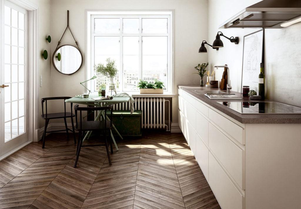 фото кухни дизайн современных в квартире