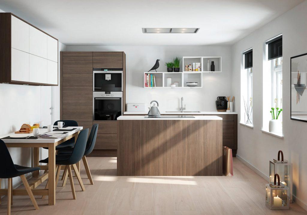 кухни современная классика фото