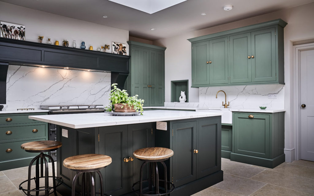 мебель на кухне по фен шуй