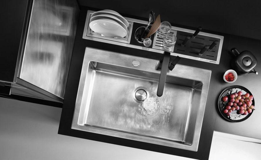 мойка нержавеющая кухонная