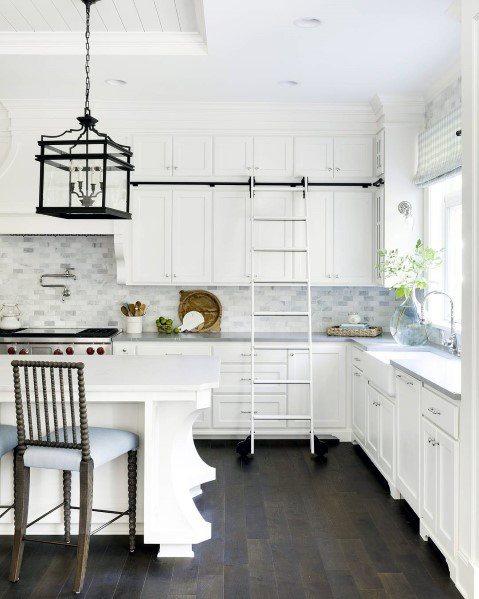 выбрать пол на кухню