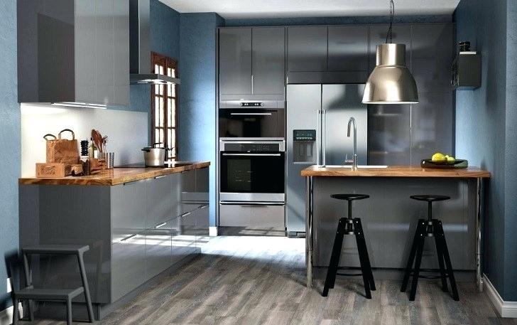 маленькая кухня какой цвет гарнитура