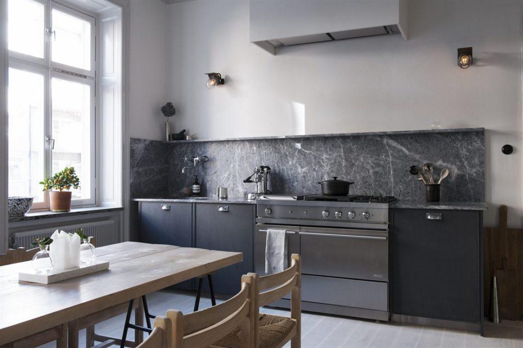 современные кухни реальные фото