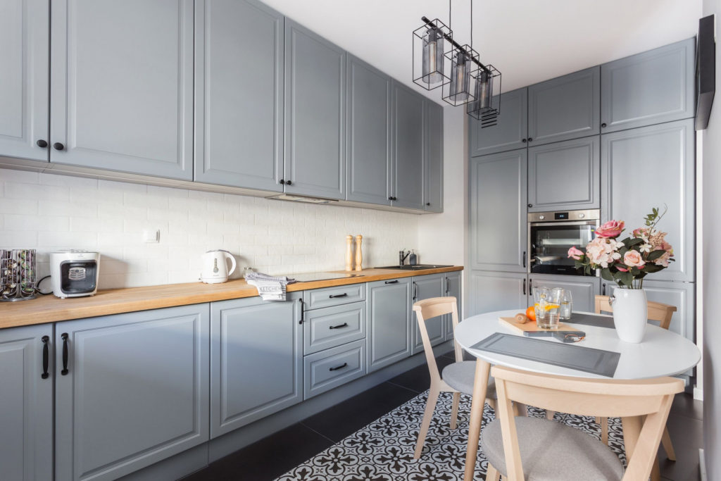 фото кухни в доме