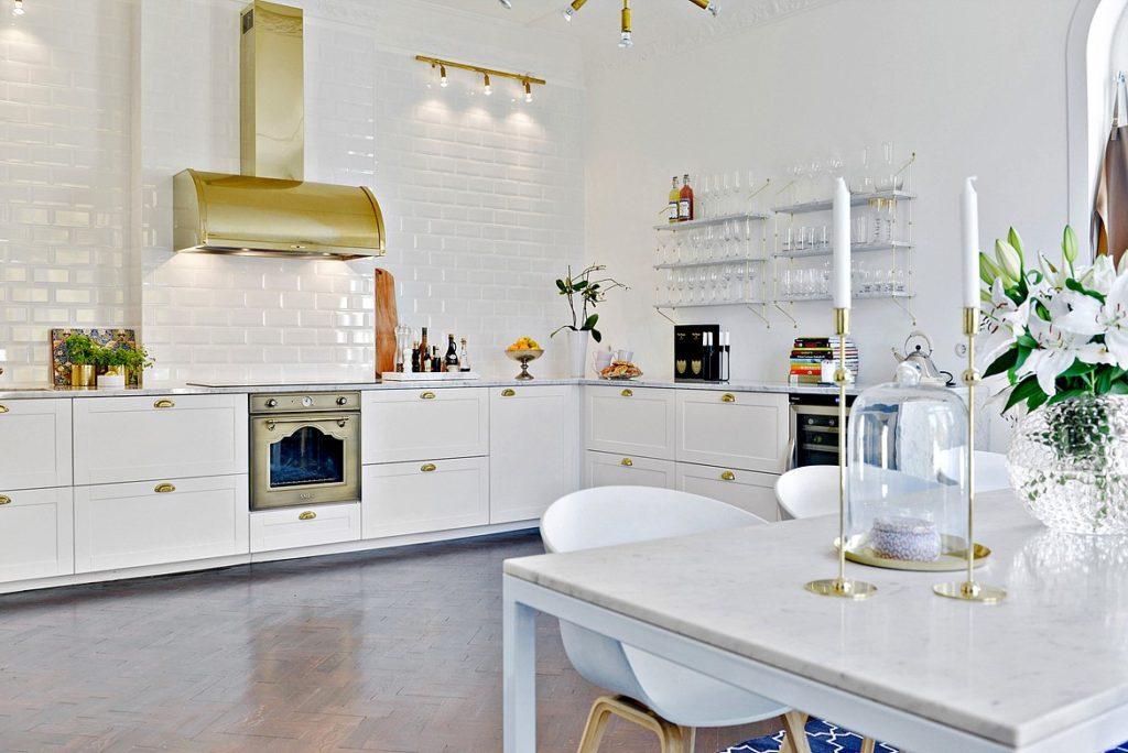как сделать красивую кухню