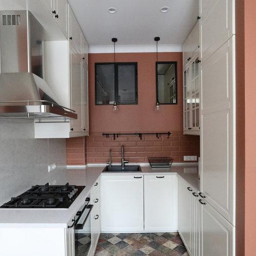 дизайн маленьких кухонных гарнитуров