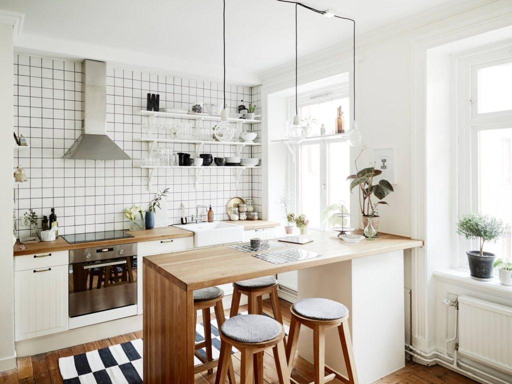 гарнитур для малогабаритной кухни