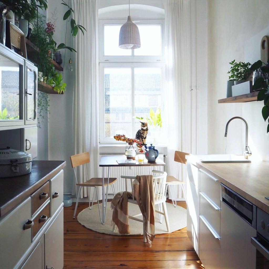 кухни небольших размеров
