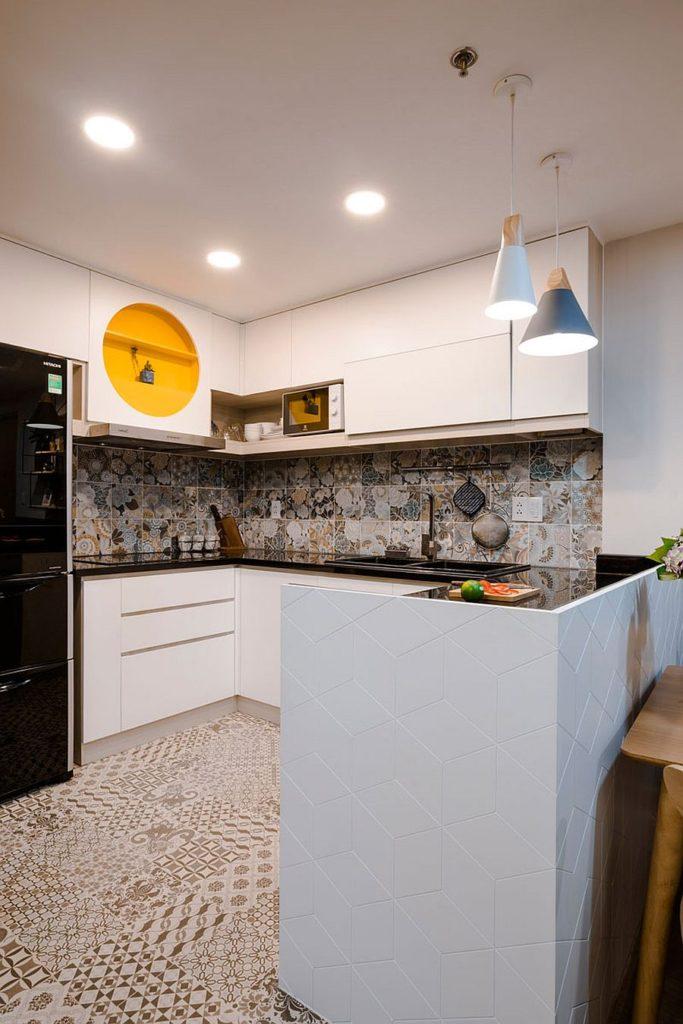 кухня в малогабаритной квартире