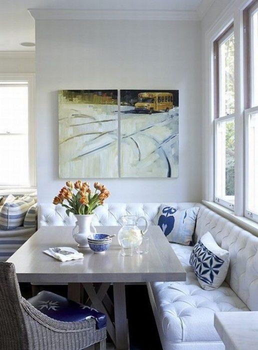 кухонный уголок дизайн