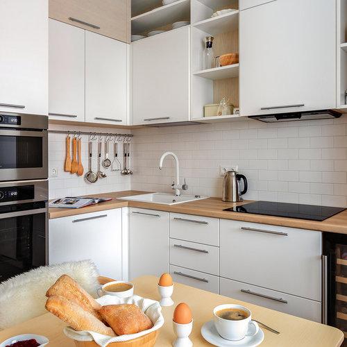 фото гарнитурой кухонных