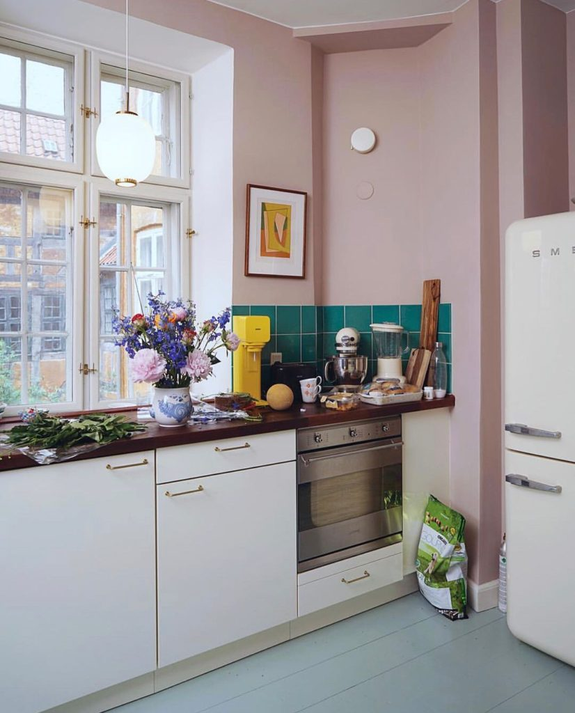 кухня хрущевка кв