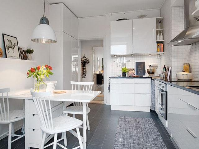 маленькие кухонные гарнитуры угловые